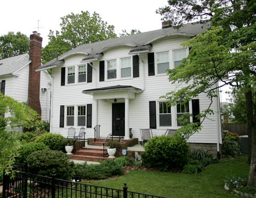 1926 Mail-Order Home in Shepherd Park/ Washington DC