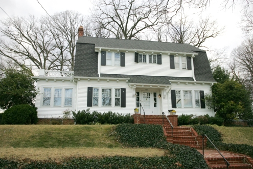 Mail-order home in washington, DC (shepherd Park neighborhood)