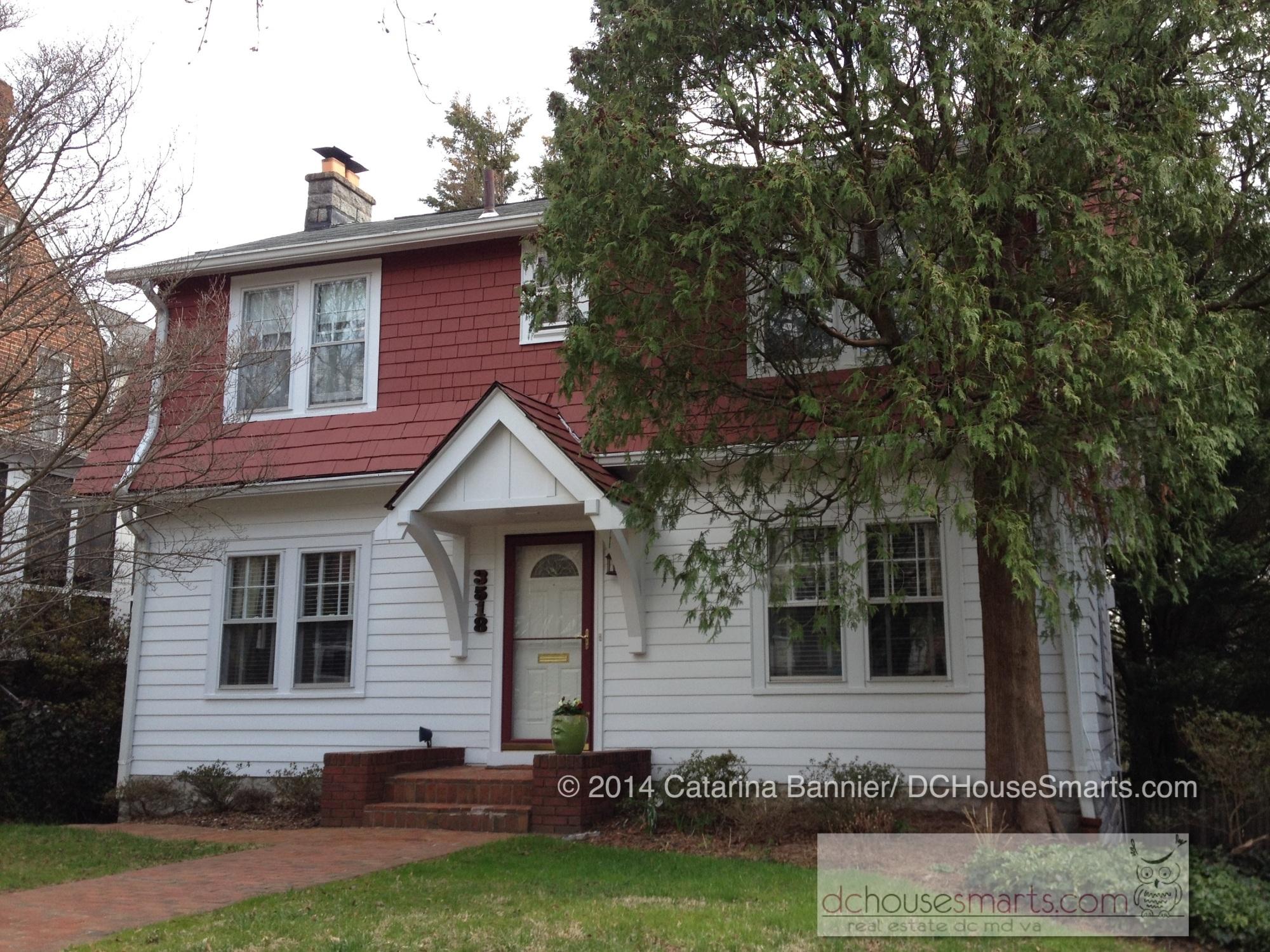 Washington DC Mail-order homes