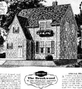 Sears Catalog house