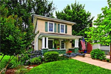 Sears mail-order home for sale in Arlington, Virginia