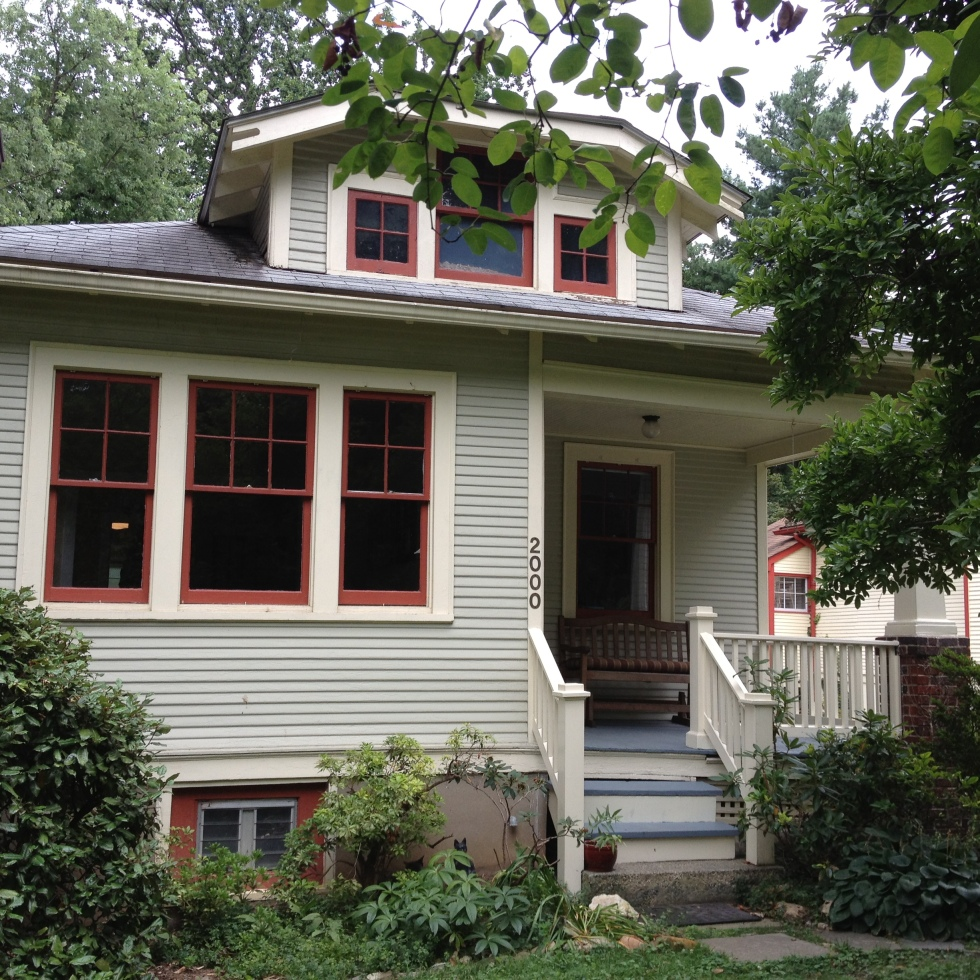 Mail-order homes in the DC area