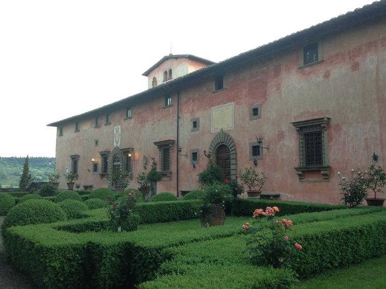 Villa Viamaggio, Tuscany, Italy