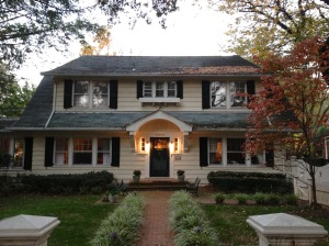 "1925 Lewis ""Marlboro"" mail-order house in Chevy Chase, DC"